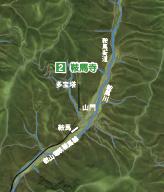 左京北部(鞍馬)